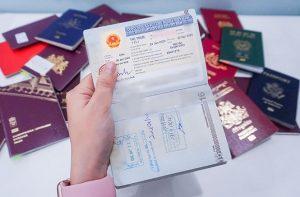 Xin công văn nhập cảnh thương mại cho người nước ngoài