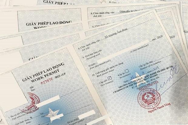 dịch vụ làm work permit