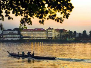 Gợi ý các khách sạn An giang gần núi Châu Đốc rẻ đẹp