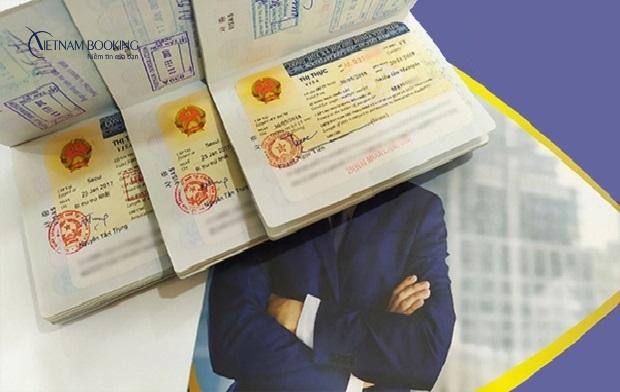 phí gia hạn visa cho người nước ngoài