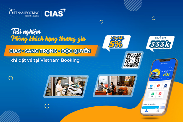 phòng chờ thương gia sân bay Cam Ranh