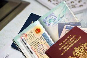 Xin visa thăm thân (TT) cho người nước ngoài vào Việt Nam