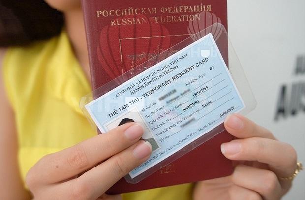 dịch vụ gia hạn thẻ tạm trú cho người nước ngoài