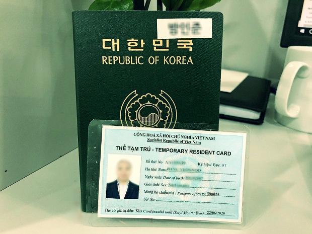 gia hạn thẻ tạm trú cho người nước ngoài