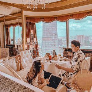 The Reverie - Khách sạn 6 sao ở Sài Gòn đẳng cấp hàng đầu thế giới