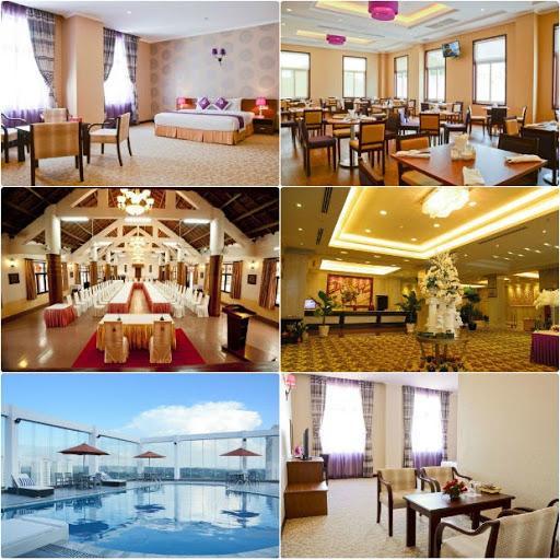 toàn cảnh Hai Bà Trưng Hotel - khách sạn Đắk Lắk