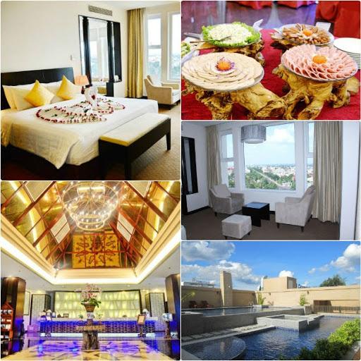 toàn cảnh Mường Thanh Buôn Ma Thuột - khách sạn Đắk Lắk