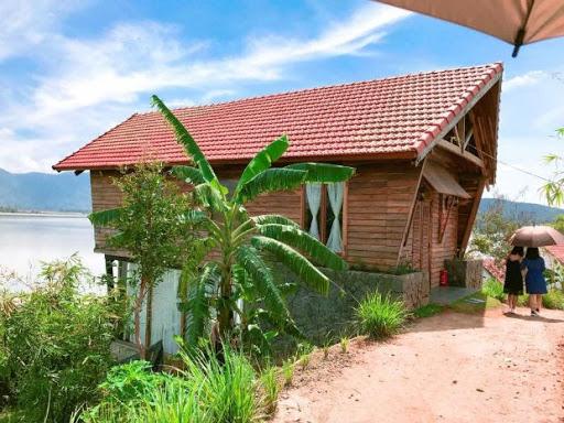 Lak tanted camp - khách sạn Đắk Lắk