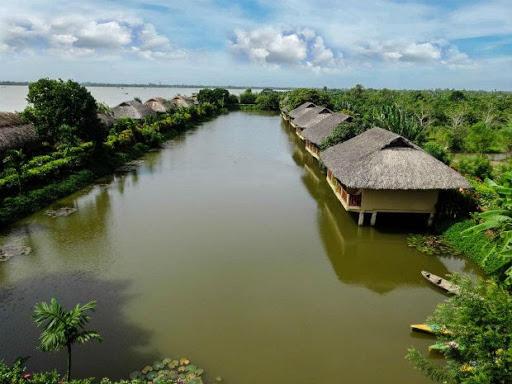 Mekong Riverside Resort & Spa - khách sạn tiền giang đẹp