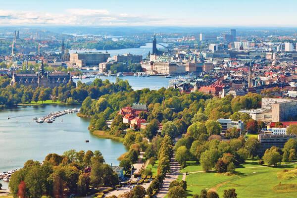 Vé máy bay đi Stockholm