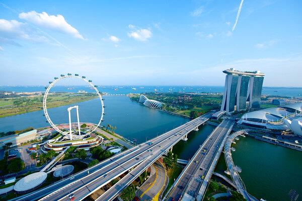 Vé máy bay giá rẻ đi Singapore (SIN)