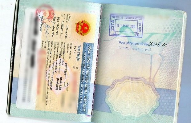 Công văn bảo lãnh cho người nước ngoài tạm trú