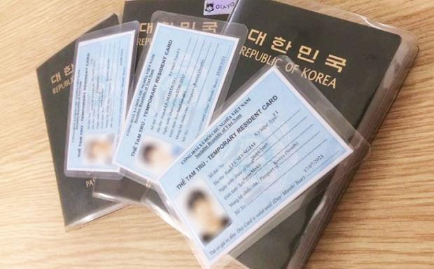 thẻ tạm trú cho người nước ngoài kết hôn với người việt nam