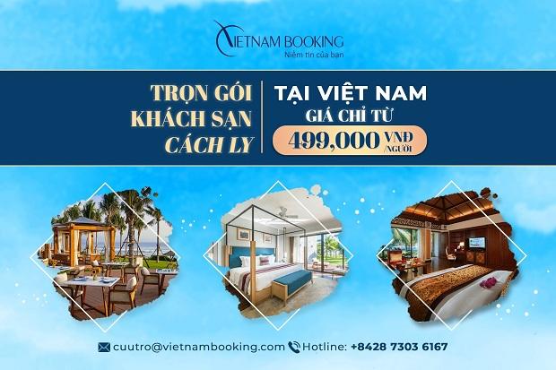 Khách sạn cách ly ở Việt Nam update