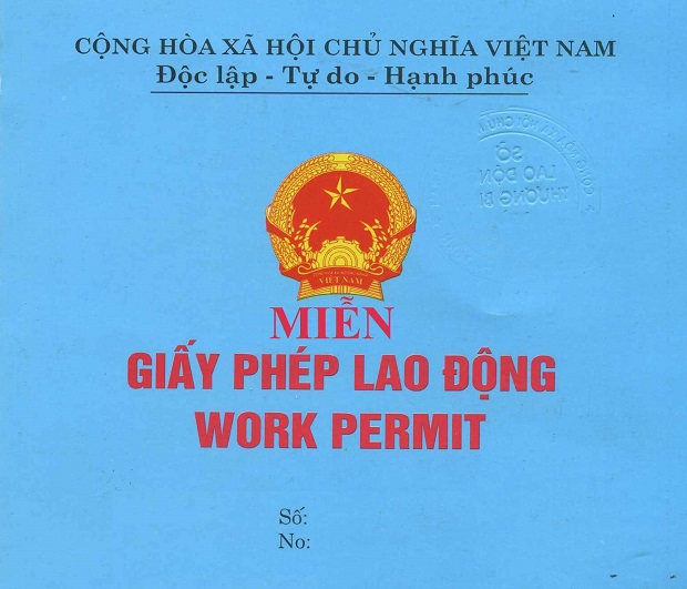 Các trường hợp được miễn work permit cho người nước ngoài