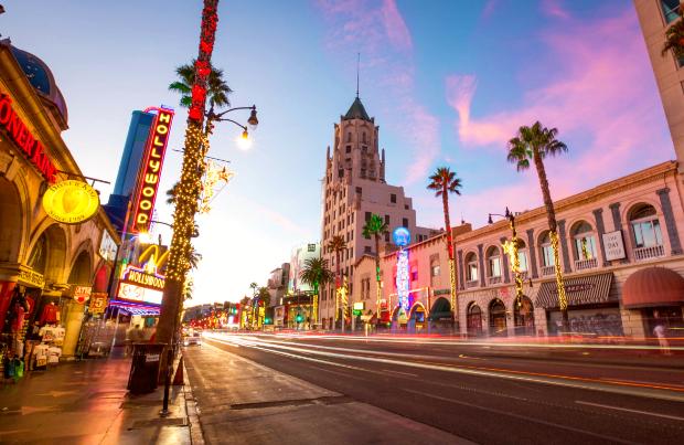 Vé máy bay từ Hà Nội đi Los Angeles giá rẻ