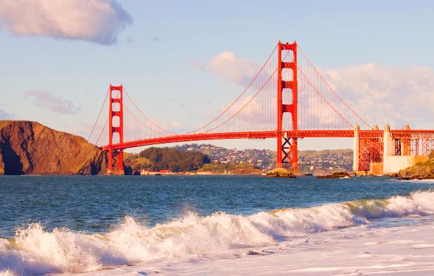 Vé máy bay từ Hà Nội đi San Francisco giá rẻ